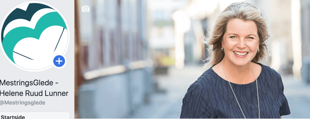 Mestringsglede - Helene Ruud Lunner